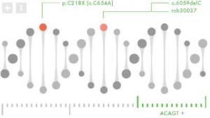 graph genetic transmit disease